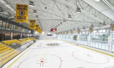 Cam Neely Talks Warrior Ice Arena