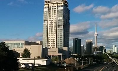 Hotel X in Toronto, a NHL hub hotel