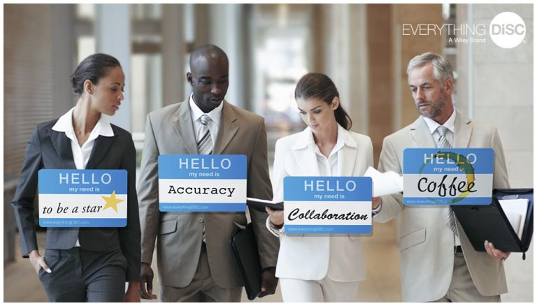 Everything Disc Profile Personality Assessment in Dubai