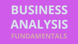 Business Analysis Fundamentals Training Course IIBA in Dubai