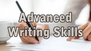 Advanced Writing Skills Training Course in Dubai.