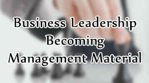 Business Leadership Course in Dubai