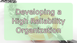 Developing High Reliability Organization Course in Dubai