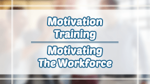 Motivation Training Course in Dubai