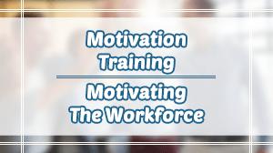 Motivation Training Course in Dubai