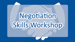 Negotiation Skills Workshop in Dubai