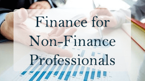 Finance for Non-Finance Professionals Training Course in Dubai