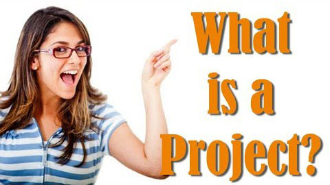 What is a Project? Project Management Video