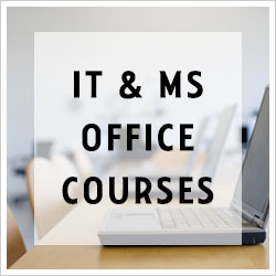 IT and MS Office Courses in Dubai
