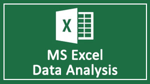 Data Analysis using MS Excel