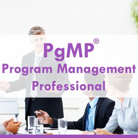 PgMP Upcoming Course
