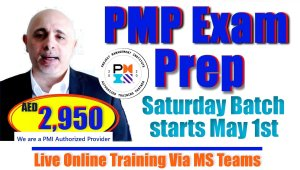 PMP Training Dubai