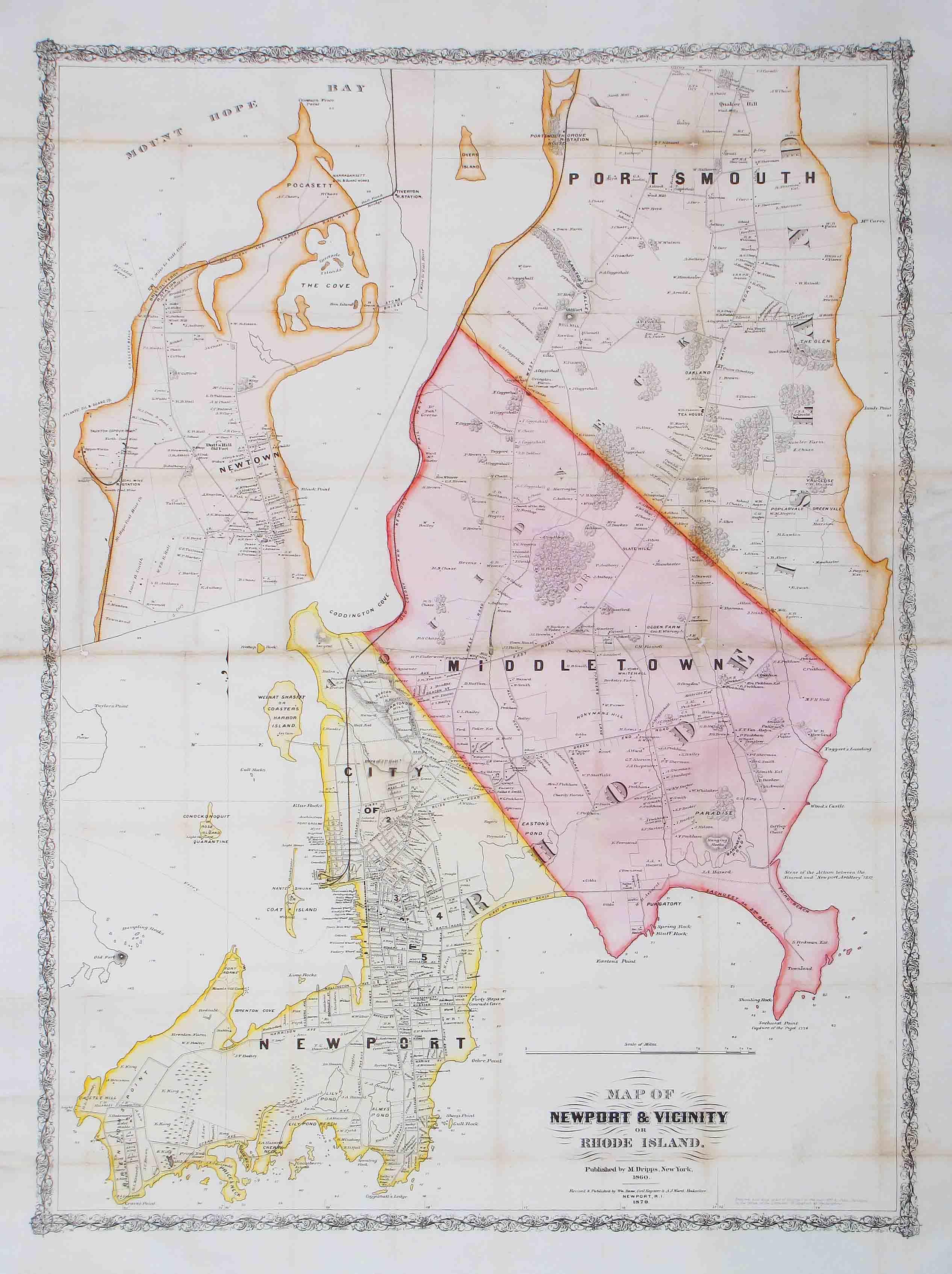 New York City Ward Maps