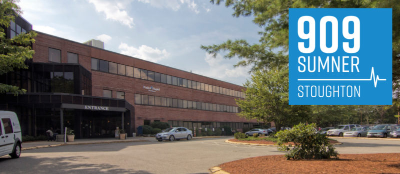 Colliers Leases 33,000 SF for CuraHealth Hospital in Stoughton, MA on norfolk county, chestnut hill, bill chamberlain,