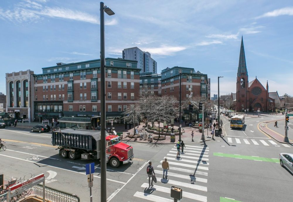 Cambridge Sings Agreement To Sublease Office Space In Carl Barron
