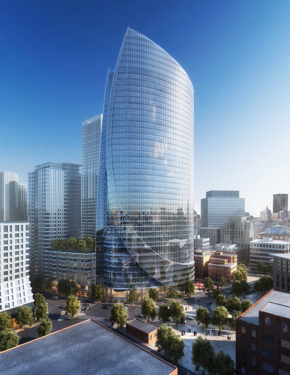 cab8f6aebfd Carr Properties Acquires 75 Percent of the One Congress Project in Boston