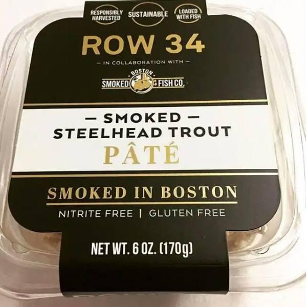 Boston Smoked Fish Co Smoked Steelhead Trout