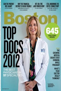 Boston Top Doctors 2012
