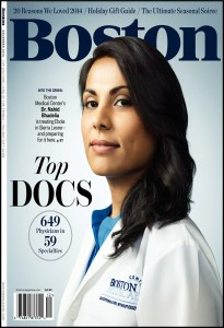Boston Top Docs 2014