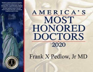 most honored doctos