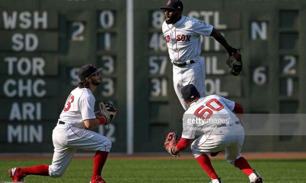 Red Sox Potential Playoff Scenarios