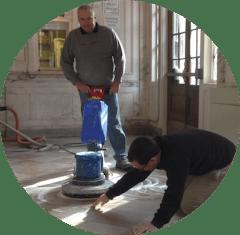 boston providence floor restoration team