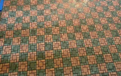 Marble Tile Floor Restoration