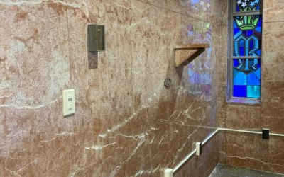 """""""Candle Room"""" Marble Restoration 