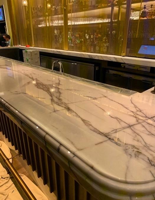 Bar Top Restoration | Ritz Carlton Boston