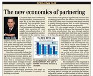 New Economics of Partnering