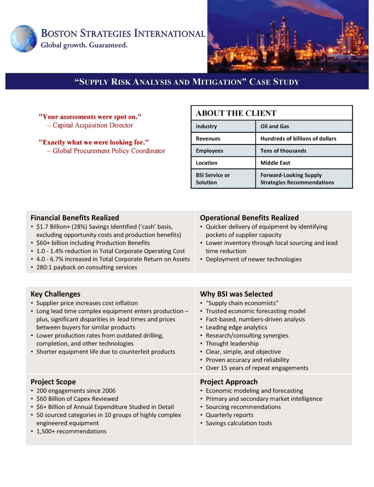Supply Risk Mitigation Case Study 110318 cps 150602 dj