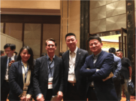 David at SNEC Shanghai