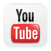 Youtube logo 200