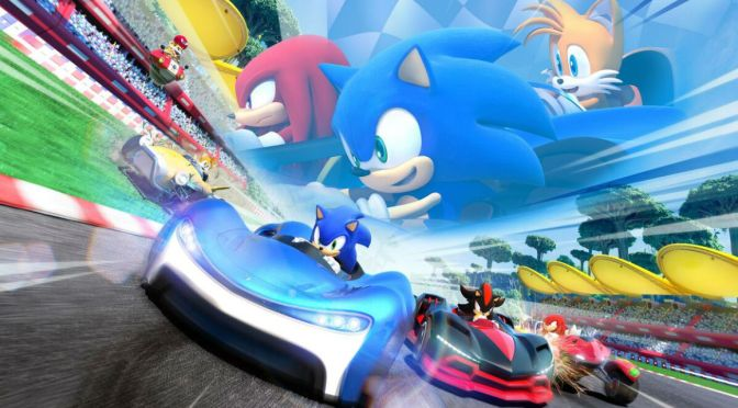 Sonic Team Racing – Gameplay do novo jogo do Ouriço Azul!