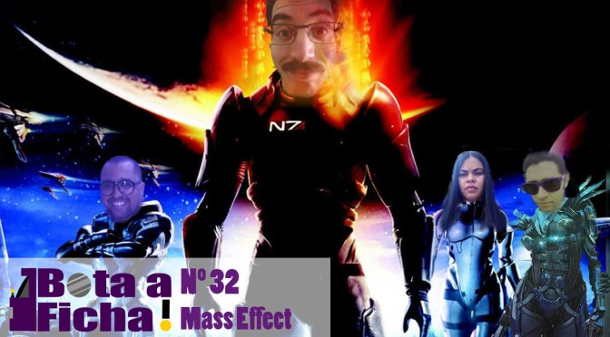 Bota a Ficha 032 – Mass Effect