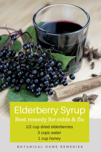 Home remedies for colds and flu