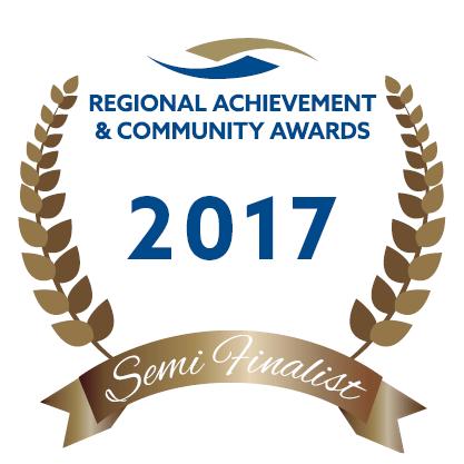 Botanical Innovations Finalist Regional Achievement and Community Awards