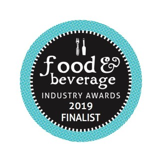 Food & Beverage awards logo 2019_finalist