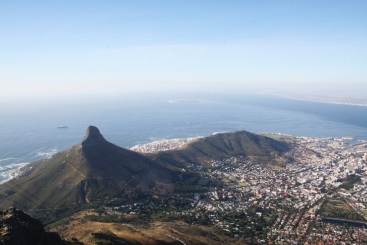 photo credit: Cape Town / Table Mountain via photopin (license)