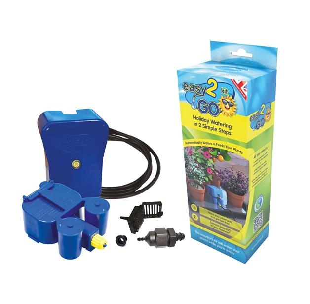 Easy2go Kit Sistema Riego Automático