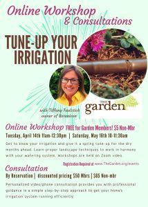Botanicon Irrigation Flyer