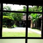 琉球料理の店【大家】の庭