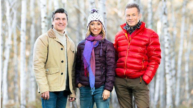 The Winterwatch Team.