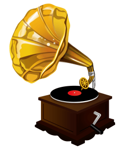 phonograph,蓄音機