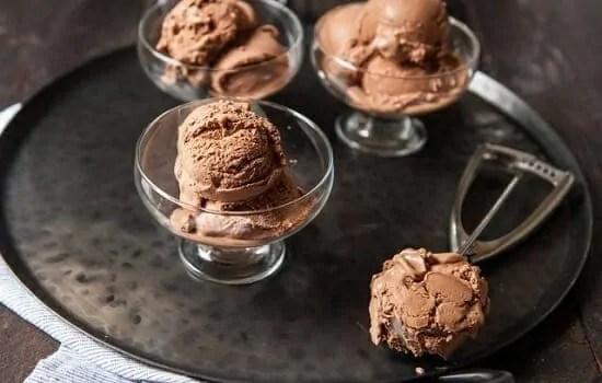 Cách làm kem cacao hương dừa cực kì đơn giản