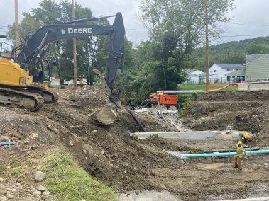 IMG 0191 scaled - LD035498  Washington Dr. Bridge Over Fuller Hollow Creek Additional Reconstruction