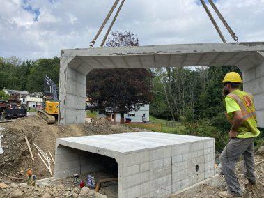 IMG 0204 scaled - LD035498  Washington Dr. Bridge Over Fuller Hollow Creek Additional Reconstruction