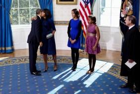 Michelle+Obama+Sasha+Obama+Biden+Sworn+During+9tgQjMHvjsqx