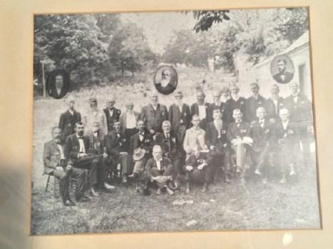 Botetourt Artillery Photograph