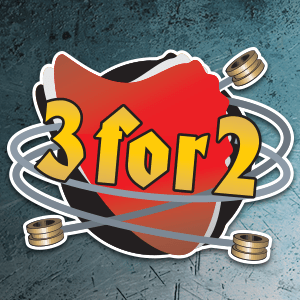 Webicon - 3 For 2